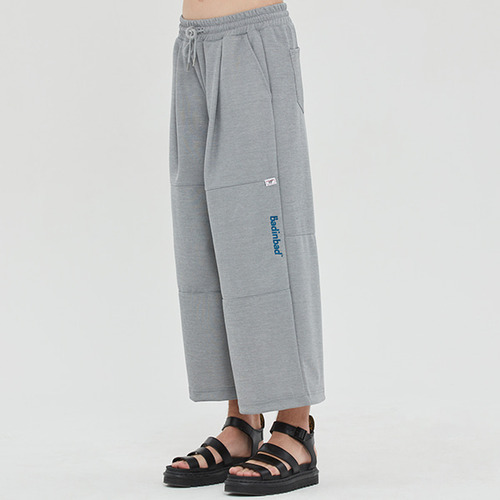 WIDE TRACK PANTS_GREY