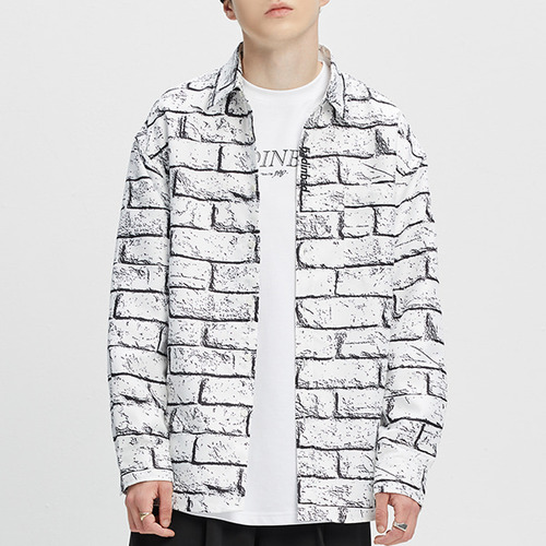 BRICK SHIRT_WHITE
